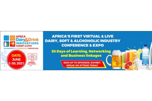 Africa Dairy & Drink Innovations Summit & Expo 2021