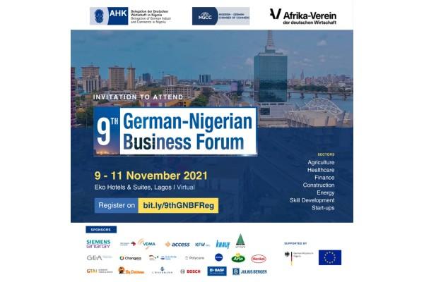 9th German-Nigerian Business Forum