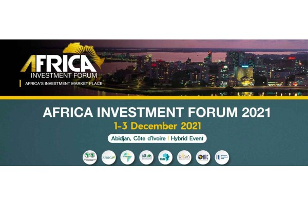 2021 Africa Investment Forum Market Place