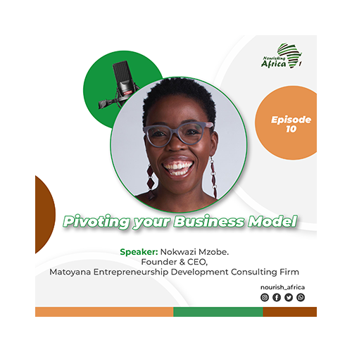 Pivoting your Business Model
